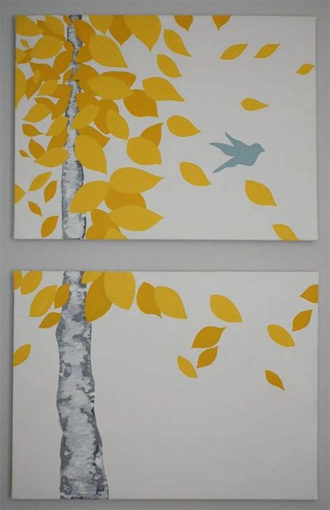 paint on canvas 19 easy canvas painting ideas to take on homesthetics
