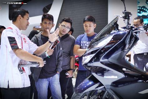 Pcx 2018 Iims by Motor Honda Laris Manis Di Iims 2018 Pertamax7