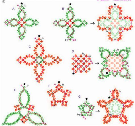 beaded picture patterns free necklace bead patterns my patterns
