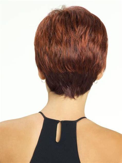 hair with shag back view shag haircut back view short hairstyle 2013