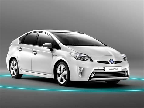 Car New Wallpaper 2013 by Toyota Prius New Car 2013 Hd Wallpaper