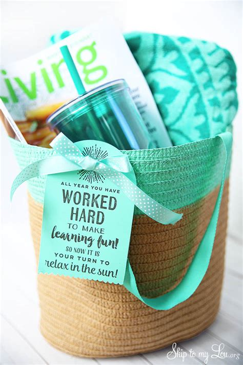gifts teachers you re to a happy summer with last day of school gifts