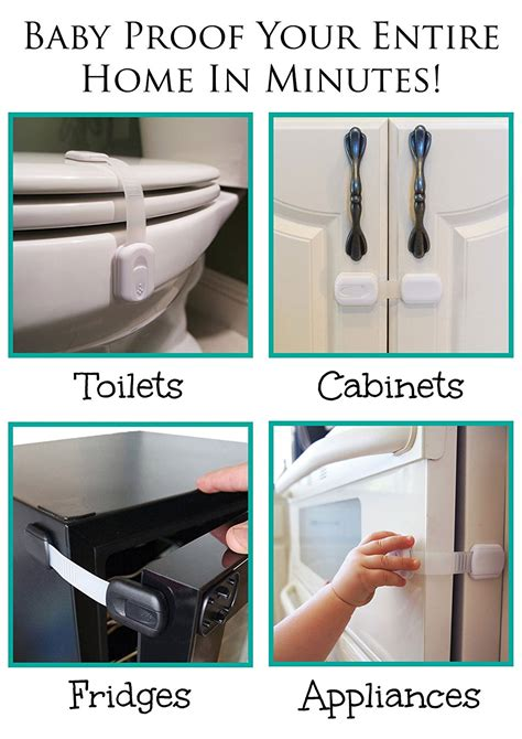baby proof kitchen cabinets baby proof cabinets no screws roselawnlutheran