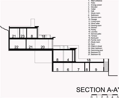 modern contemporary floor plans modern cabin floor plans