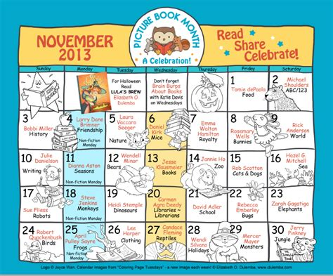 picture book idea month librarian s quest picture book month 2013