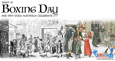 why does australia celebrate what is boxing day and why does australia celebrate it