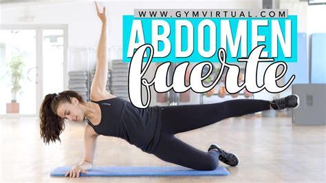 videos abdominales en casa ejercicios para abdomen 7 minutos de abdominales en casa