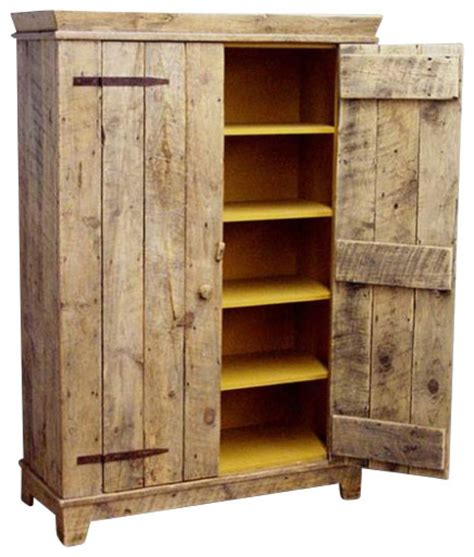 storage cabinets for kitchens rustic barnwood kitchen cabinet rustic storage
