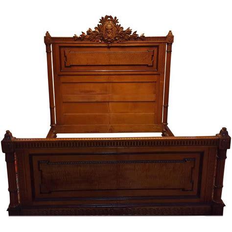 renaissance bedroom furniture pottier and stymus 1800s renaissance revival bedroom suite