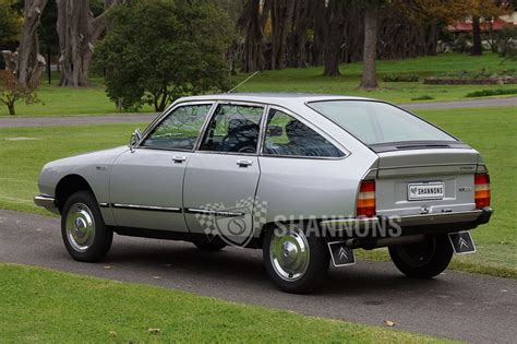 Citroen Gs by 1977 Citroen Gs Pallas Pictures To Pin On