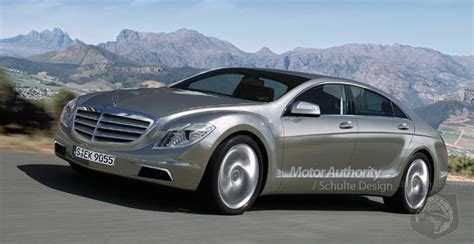 2012 Mercedes S Class by 2012 Mercedes S Class Rendering F700 Inspired