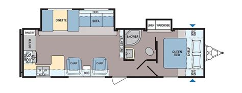 travel trailers floor plans popular travel trailer floor plans cing world