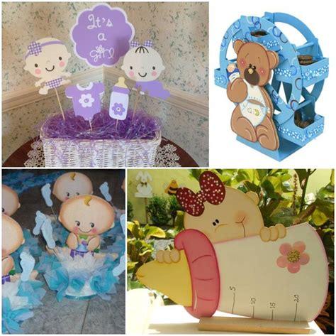 Centro De Mesa Para Baby Shower by Decoraci 243 N Para Baby Shower En Foami Goma Adornos Y M 193 S