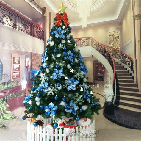 blue tree ornaments pvc 82 7 quot high blue ornament tree