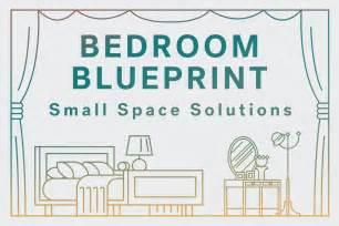 bedroom blueprint bedroom blueprint 5 small space solutions