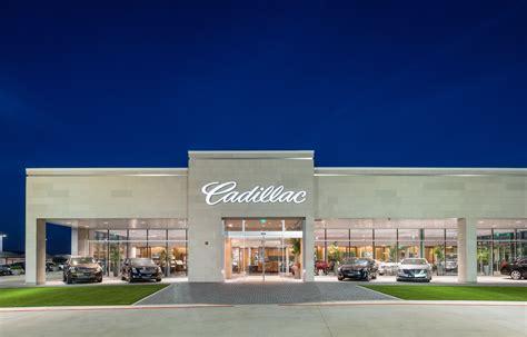Cadillac Dealer by Gw Mitchell Cavender Cadillac Dealership