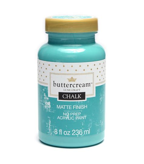 chalk paint joann buttercream collection chalk 8oz jo