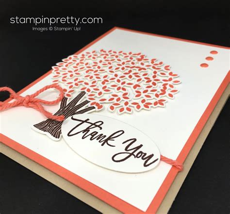 ideas for a card beautiful branches thank you card idea stin pretty