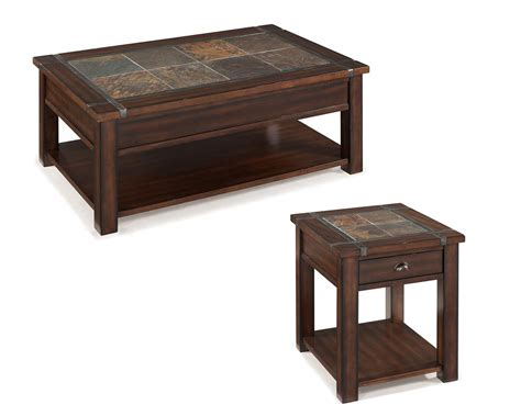coffee table set coffee table set roanoke by magnussen mg t2615set