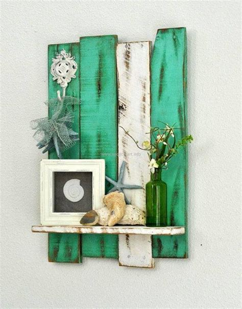 wood crafts for recycled pallet wood decor crafts upcycle