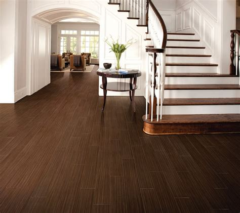Carpet That Looks Like Wood Planks by Porcelain Wood Plank Flooring Adds Value To Tampa Home