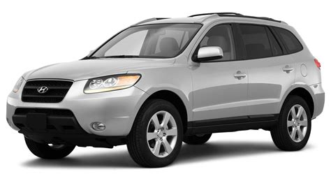 2009 Hyundai Santa Fe by 2009 Hyundai Santa Fe Reviews Images And