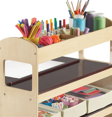 kid craft tables creative craft table for children did ya see