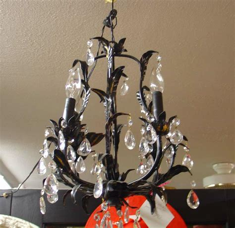 Vintage Black Chandelier Pictures For Camille S In Tx 77373 Antiques