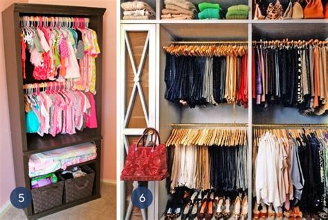 diy storage ideas for clothes unique clothing organization ideas for small spaces curbly