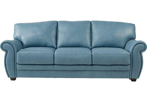 martello blue leather sofa leather sofas blue