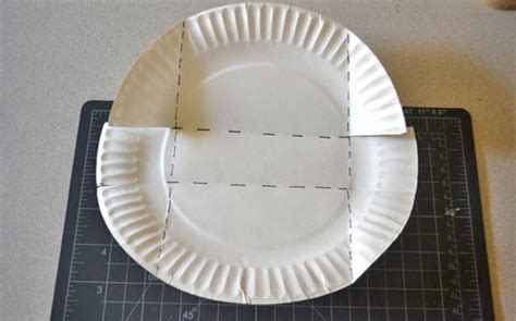 paper plate basket craft how to make a paper plate treat basket factory direct