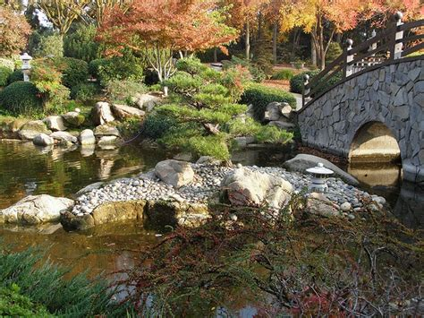 woodwork park shinzen japanese gardens at park in fresno ca