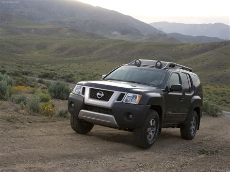 02 Nissan Xterra by Nissan Xterra Picture 02 Of 44 Front Angle My 2009