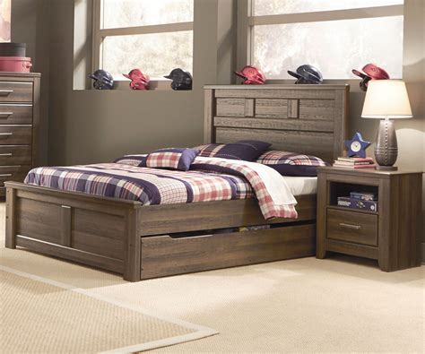 size bed trundle b251 juararo trundle bed boys size trundle beds