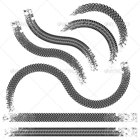 rubber st in photoshop tire tracks font free 187 dondrup