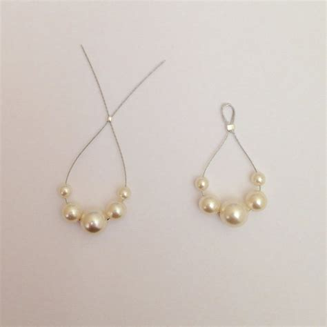 how to make beaded jewelry earrings beaded teardrop earrings 183 how to make a pair of pearl