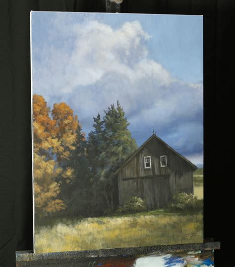 acrylic painting classes jacksonville fl early autumn days an acrylic painting lesson