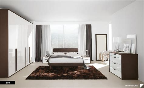 brown and white home decor 17 strikingly beautiful modern style bedrooms