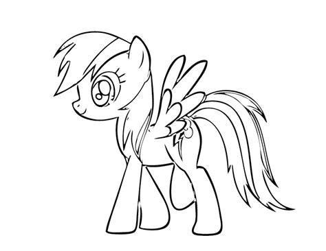 my little pony coloring pages coloring pages