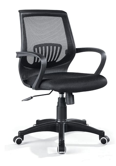 swivel chair with backrest buy swivel office chair with black armrest and black mesh