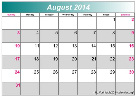 search results for blank large monthly calendar 2013