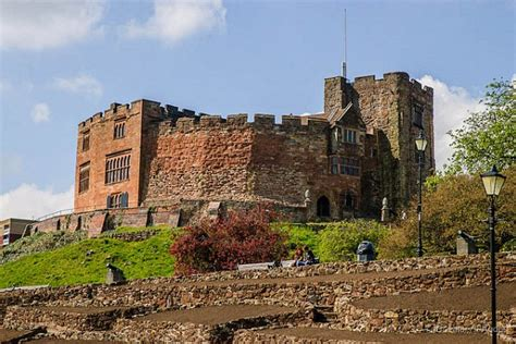 Spring Projects tamworth castle austin newport group