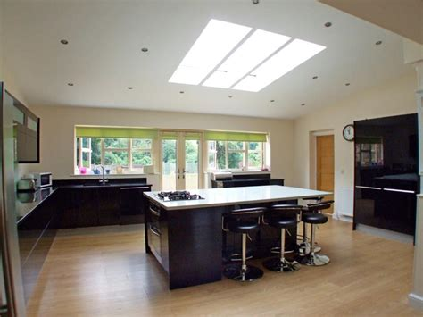 modern open plan kitchen designs click to see a larger image