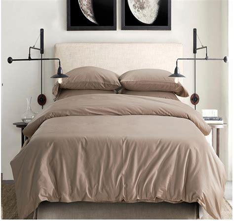 beige bedding sets luxury 100 cotton bedding sets beige khaki