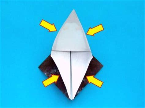 origami penguin folding joost langeveld origami page