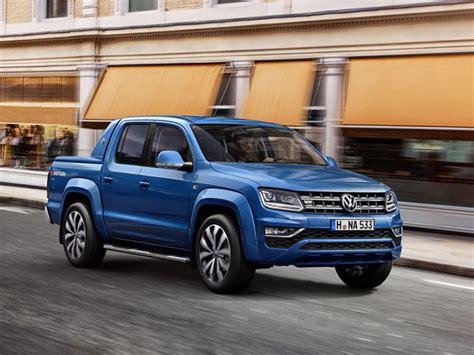 New Volkswagen Truck by 2017 Volkswagen Amarok Is Midsize Truck We Can T