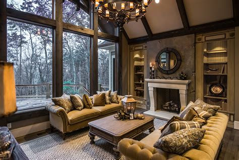 images of model homes interiors the cliffs at mountain park model home habersham home lifestyle custom furniture cabinetry
