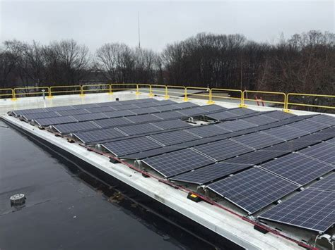 Caravan Solarizes Rooftop Of Retail Business And