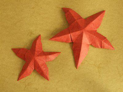 how to make an origami starfish starfish nmlc mmb
