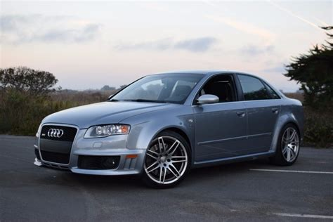 2007 Audi Rs4 by 2007 Audi Rs4 For Sale On Bat Auctions Sold For 36 000